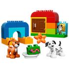 DUPLO-10570-Boîte de briques et d'animaux
