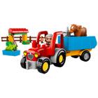 DUPLO-10524 Le tracteur de la ferme