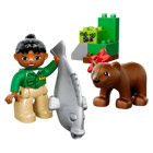 DUPLO-10576 Le repas de l'ours brun