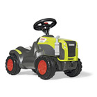 Porteur Rolly Mini tracteur Claas Xerion