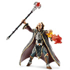 Chevalier dragon magicien