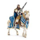 Chevalier griffon roi à cheval
