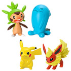 Coffret 2 mini figurines Pokémon X&Y