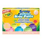 6 pots de Peinture Fluo Lavable