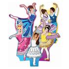 Mosaiques Ballerine