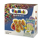 Playmais mosaic sea