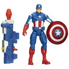 Captain America Figurine Super Soldat Assortiment