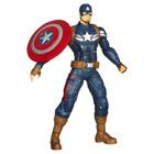 Captain America Figurine 25 cm Lance Bouclier