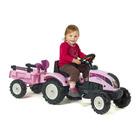 Tracteur et remorque Princess