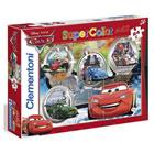 Cars-maxi puzzle 24 pièces