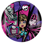 Assiettes Monster High 2