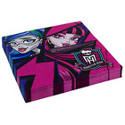 Serviettes Monster High 2