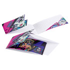 6 Cartons Invitation Monster High 2