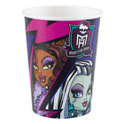 8 Gobelets Monster High 2