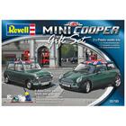 Coffret de deux maquettes Mini Cooper