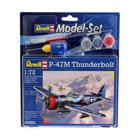 Maquette P47 M Thunderbolt