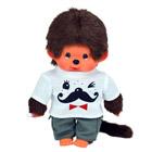 Monchhichi Garçon Moustache