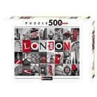 Souvenirs de Londres - Puzzle 500 pièces