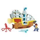 Bucky Sous-Marin-Jake et les Pirates