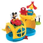 Garage de Mickey