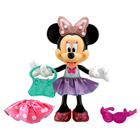 Figurine interactive Minnie
