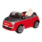 Fiat 500 Rouge 6 Volts