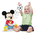 Mickey Lance la Balle