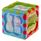 Cubbig Sophie la Girafe Cube d'activités