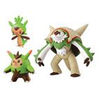 Pokemon XY 3 Figurines Evolution