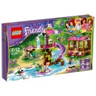 41038-Lego Friends Base de Sauvetage Jungle