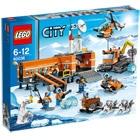 60036-Lego City Base Arctique