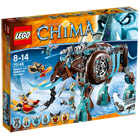 70145-Lego Chima Mammouth des Glaces