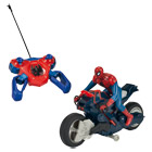 Motorbike Spiderman Radiocommandée 1/16ème