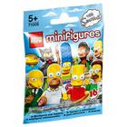 71005-Figurines Lego inédites Série Simpson