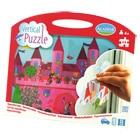 Puzzle château vertical 48 pièces