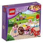 41030-Lego Friends Stand de Glace Olivia