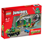 10669-Lego Juniors Repaire des Tortues Ninja