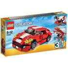 31024-Lego Creator Bolide Rouge