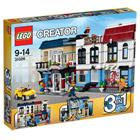31026-Lego Creator Magasin de Velo et le Café