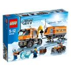 60035-Lego City Base Arctique Mobile