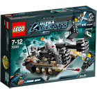 70161-Lego Ultra Agents Attaque du Tank