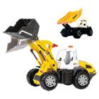 Coffret 2 véhicules de chantier
