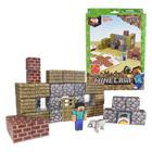 Minecraft Constructions 48 pièces Assortiment