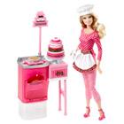 Barbie Chef Patissière