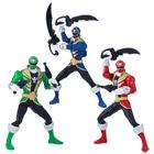 Power Rangers Figurine Double Action