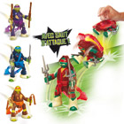 Tortues Ninja Figurine Saut D'attaque