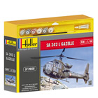 Maquette hélicoptère S.A 342 Gazelle