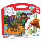 Puzzle Vertical Pirates 48 pièces