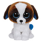 Beanie Boo's-Peluche Duke Le Chien 23 cm