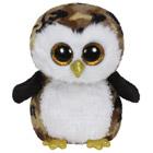 Peluche Beanie Boo's Owliver la Chouette